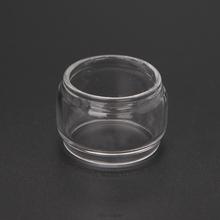 Nowa szklana wymienna rura do zbiornika e-papierosów Augvape Merlin Mini rta atomizer tanie tanio