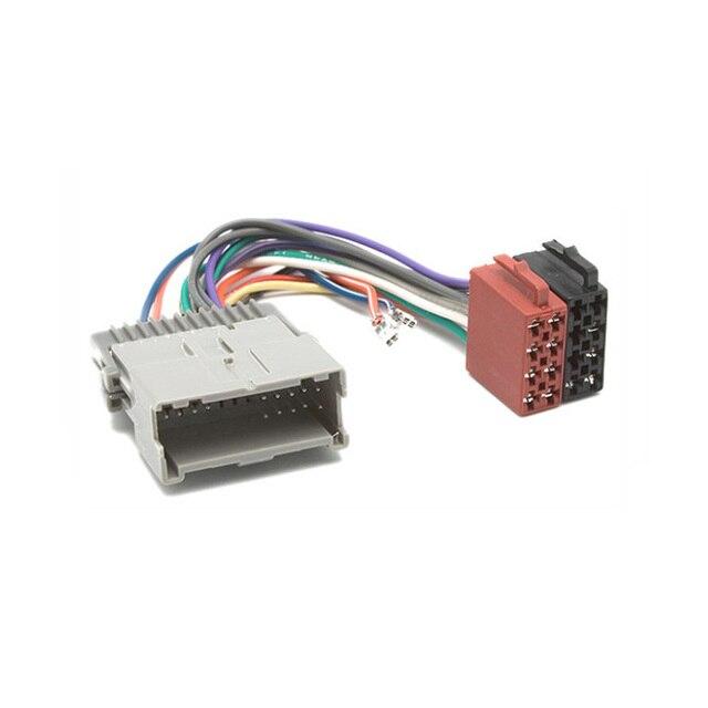 Auto ISO Kabelbaum Radio Adapter Stecker Für Buick Chevrolet GMS ...