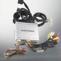 Plug And Play Car Video DVD Interfaces For AUDI Q5 3 0TDI 2011 NON MMI System