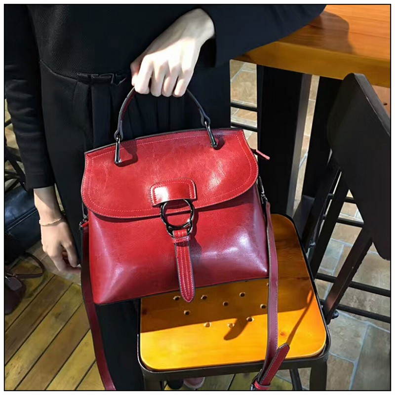 small Red Mode De Dames Pink Cuir Petit En Sac Femme Small small Bandoulière small Sacs Frais Black Chaude small À Wine Split Shell Gray Foikvoon Élégantes Brown wxq7UP1O