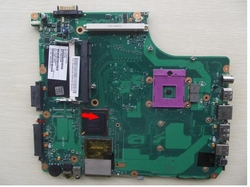 V000126450 A300 A305 connect board connect with motherboard TESTED BY SYSTEM lap connect board