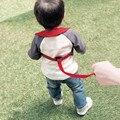 Bebê Anti Perdido Segurança Cinto de Segurança As Crianças Ao Ar Livre Simples Banda de Tração Trelas Aprendizagem Harness Crianças Criança Respirável