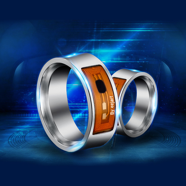 Men's Fashionable And Wearable Electronic Product Ring