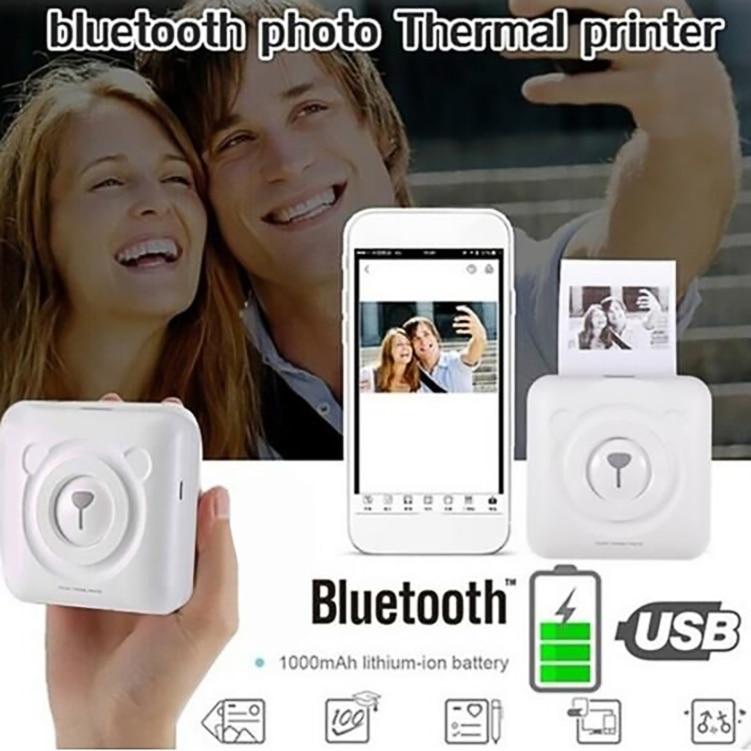 Peripage 304 DPI Mini Portable Bluetooth Wireless Paper Photo Thermal Printer