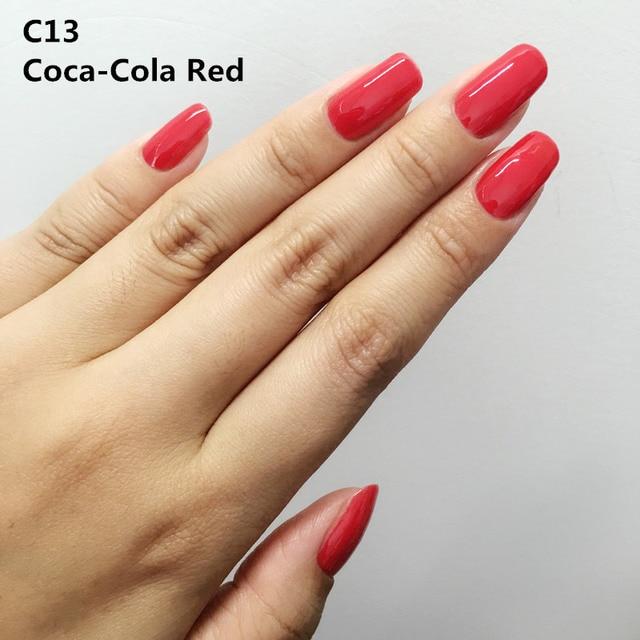 1 PCS Gel Nail Polish UV LED Soak off Primer Nail Gelpolish Long Lasting Manicure opies Gel Varnish Set Matte No Wipe Top Coat