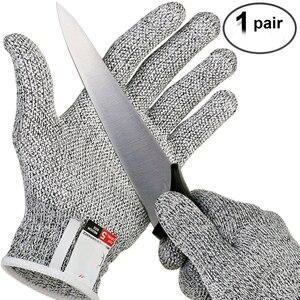 2PCS Anti-cut Gloves Hunting C