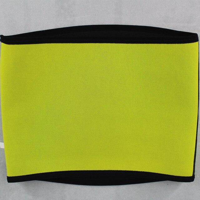 Shapers Belt Men Body Shapers Compression Waist-Trimmer Belts Neoprene Abdominal Slimming Belt Sweat Sauna Trainer Corset 3
