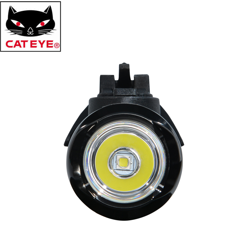 CATEYE Bicycle Bike Handlebar/Helmet Front Lights Cycling Riding Safety Light Lamps Bikes Portable LED Light 400 Lumens 5 Modes