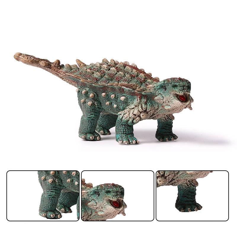 Acción y Figuras de Juguete Jurasic Mini Saichania Dragón - Figuritas de juguete - foto 1
