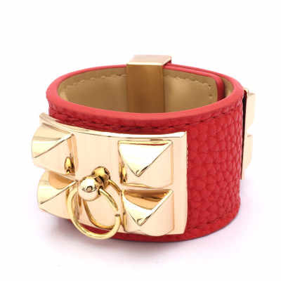 Elegancka gwiazda niezbędne nit Collier De Chien liczi wzór bransoletka