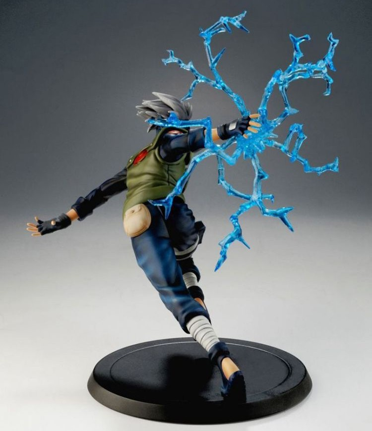 Naruto Kakashi Action Figure 4