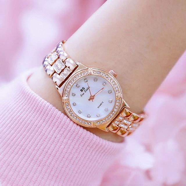 Waterproof Gold Watch Women Quartz Watches Ladies Top Brand Luxury Female Women'