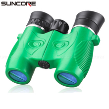 Children Colourful Binoculars 8×21 High Power Low Light Night Vision Telescope Kids Outdoor Bird Watch Learning Scope Toy