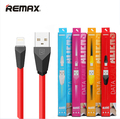 Original remax serie cable de la fecha para el iphone 5/5s/6 extranjero para ipad 3/4 fuerte mejor usb cable cable de sincronización de datos de carga rápida