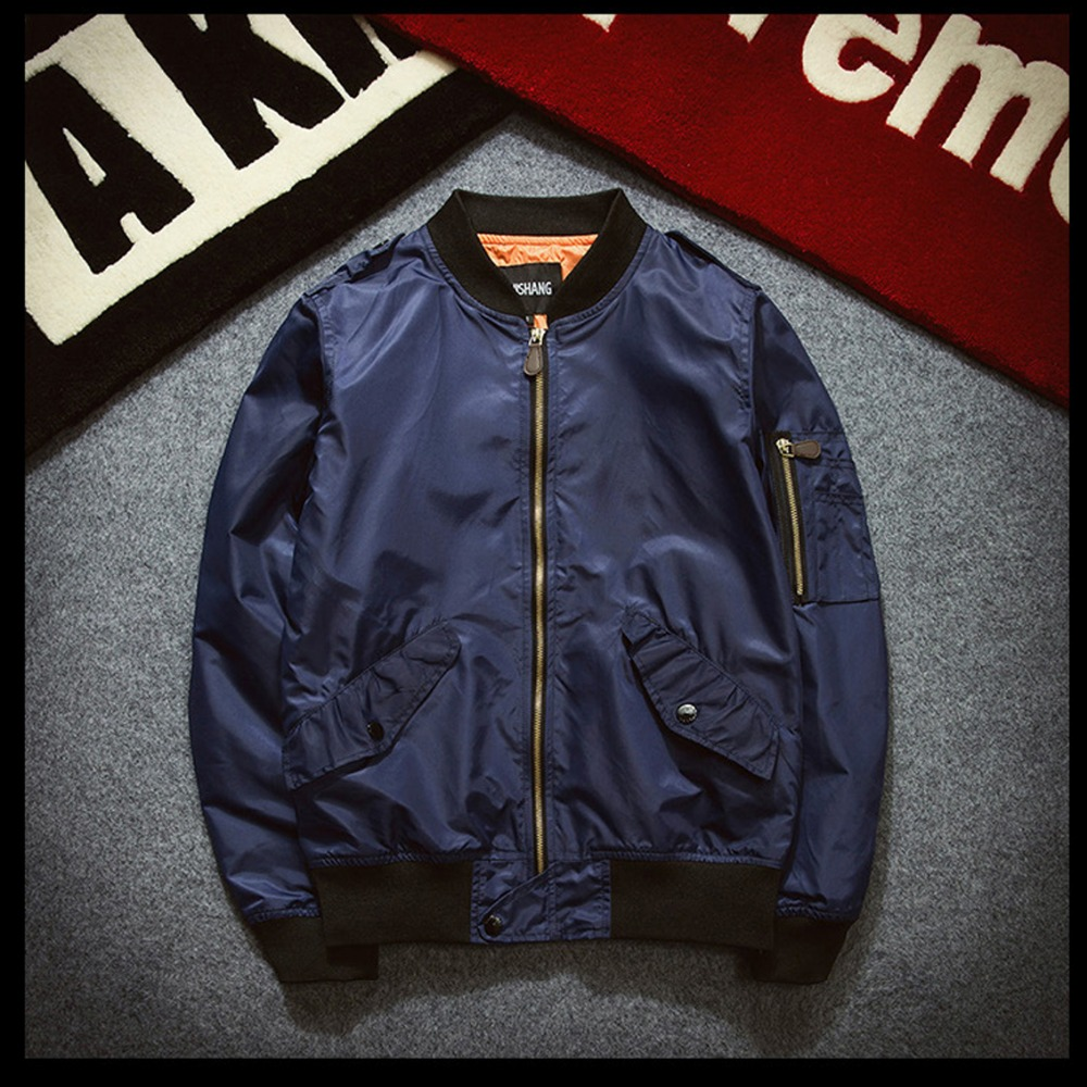 New Jacket 3 Color Thin Style Army Green Military