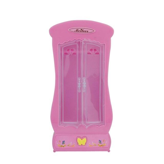 aliexpress koop nieuwe poppenhuis miniatuur meubels kast