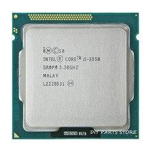 Intel Core i5 3550 i5-3550 3.3 GHz/6 mo Socket LGA 1155 processeur d'unité centrale HD 2500 mémoire prise en charge: DDR3-1066, DDR3-1333