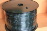KL High Quality 100M 4 Pin Speaker CABLE 15 AWG Speaker Wire