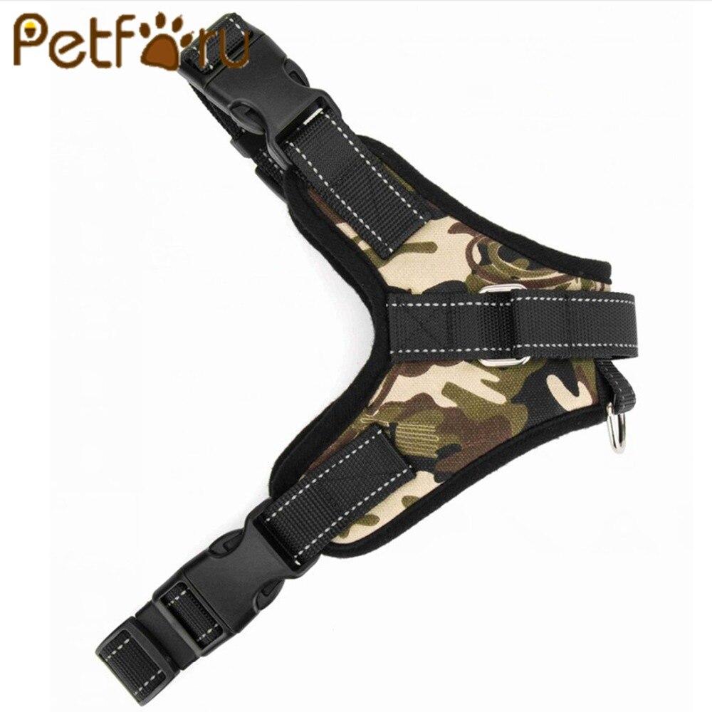 Petforu Atmungs Pet Hundegeschirr Einstellbare Haustiere ...