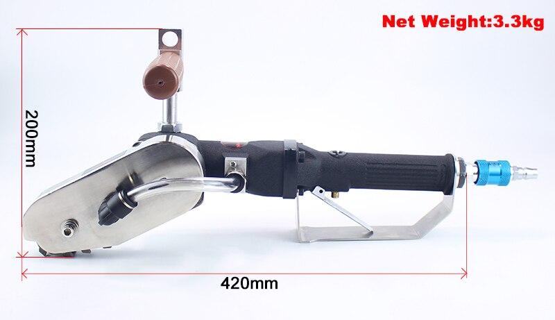 Kvaliteetne karp, pneumaatiline koorimismasin, paberi serva - Elektrilised tööriistad - Foto 2