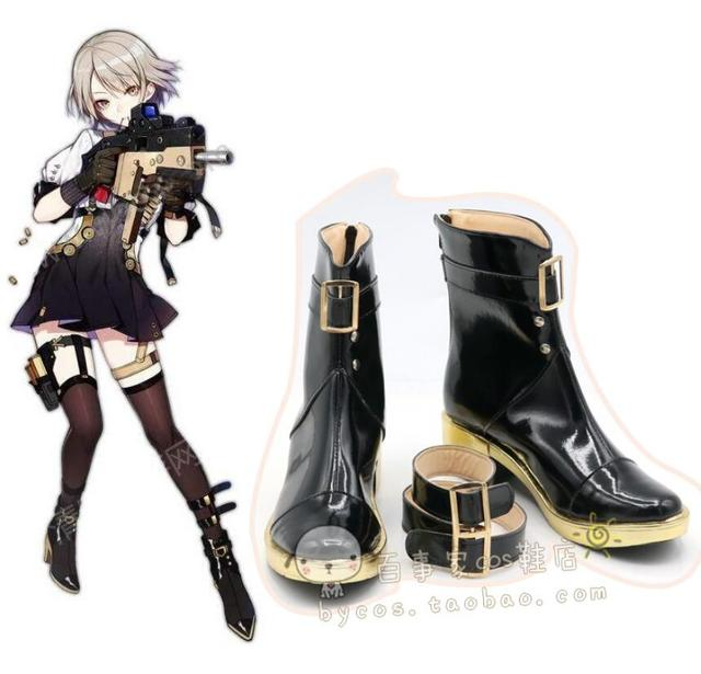 2018 Cosplay Vector New Game Girls Frontline Cosplay Costume