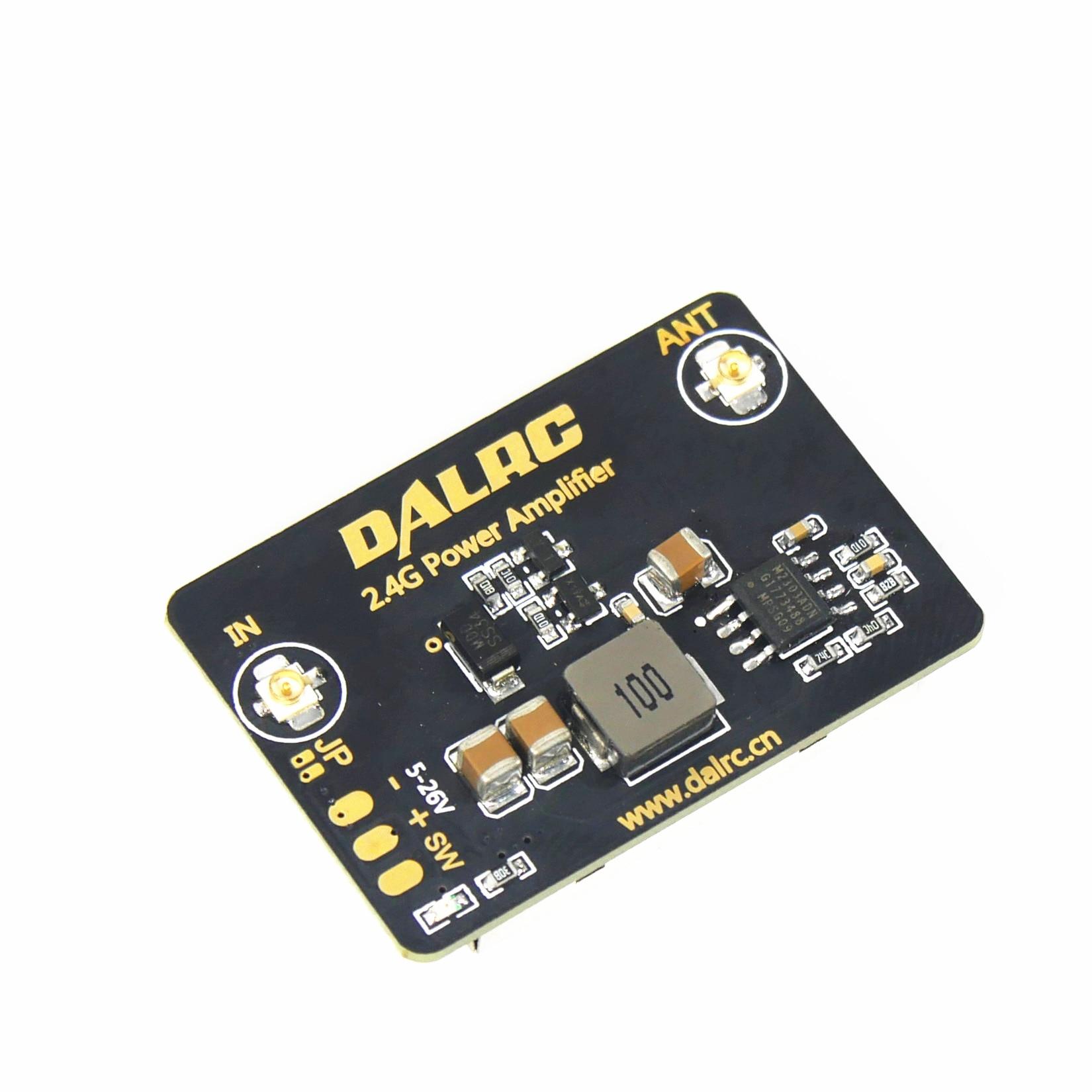 DALRC 2.4GHz 8dBm remote controller transmission power Amplifier distance extend