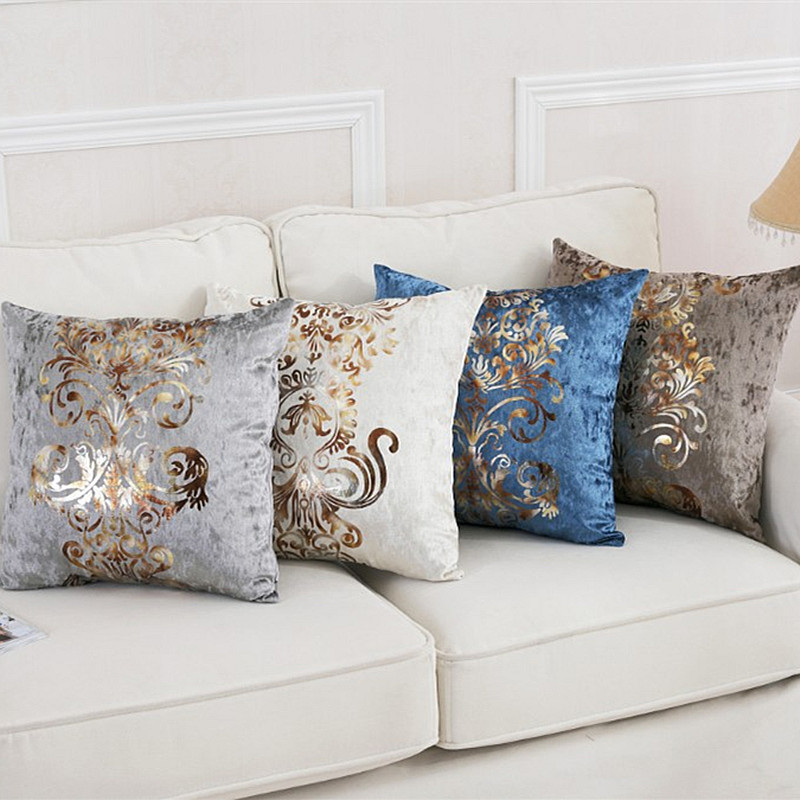 Popular Cushions Home Decor Silver-Buy Cheap Cushions Home Decor