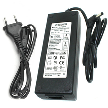Universal Power Supply DC 12V 10A Adapter AC 220V to Adpater 12 V Volt Led Lamp Strip Light