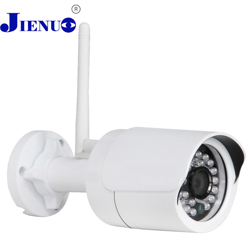720P HD Bullet cctv camera wireless font b outdoor b font video infrared night vision wifi