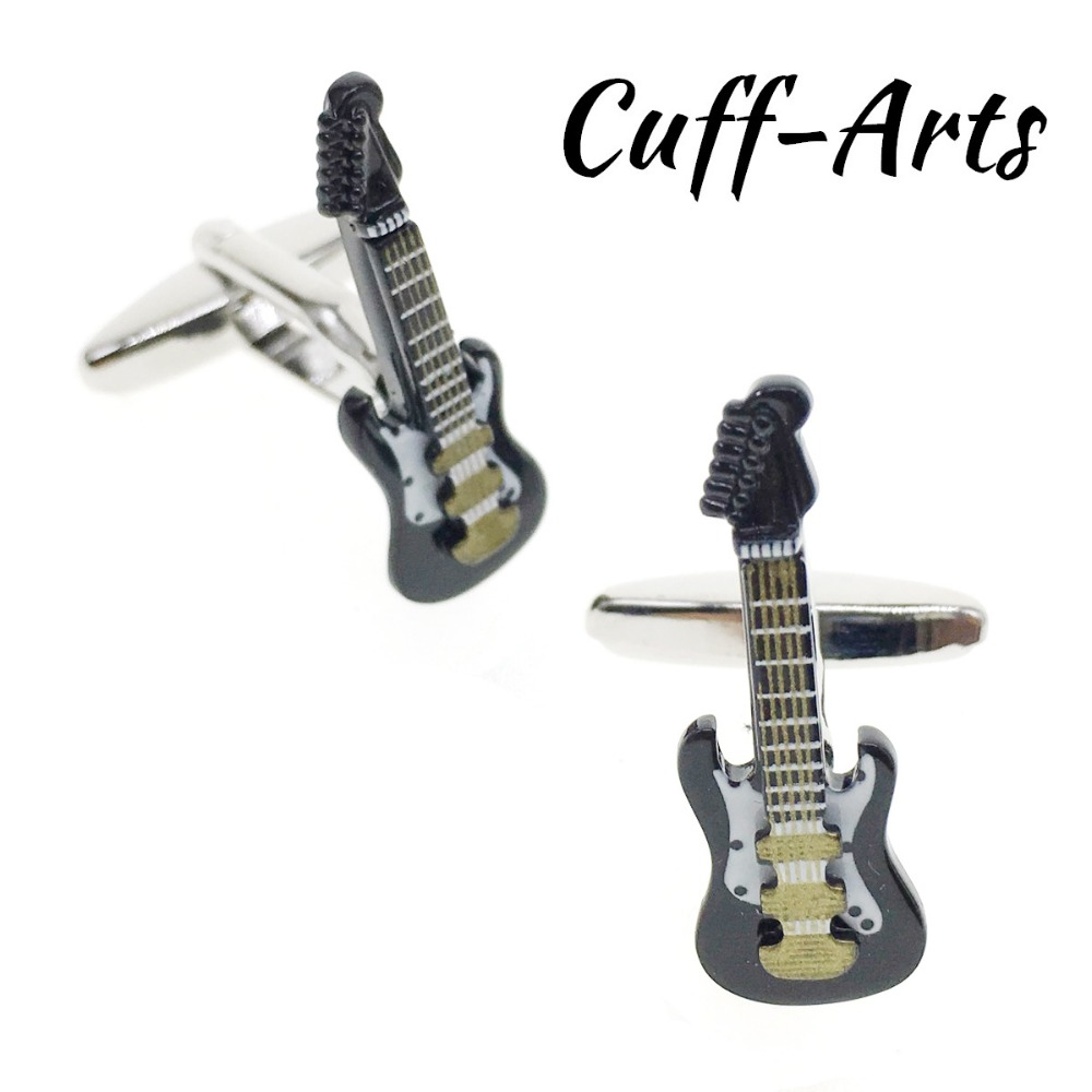 Mens Electric Guitar Cufflink Cufflinks Inc