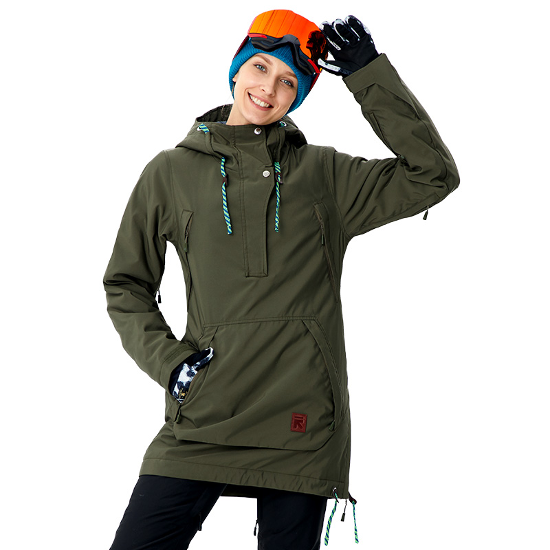 Women Snowboard Jackets 2