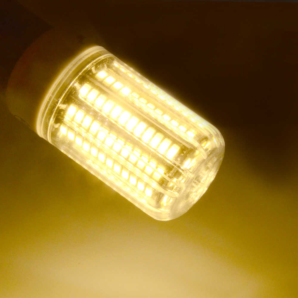 E27 SMD5730 Led Corn Lamp 24 30 42 64 80 89 108 136Led Bulb Light Newest 4St Design Power Incandescent 20W-120W Hotel Lighting