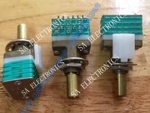 [SA]U.S. imports ELECTROSWITCH band switch 6 2 files knife shaft diameter 6MM 19MM–5pcs/lot