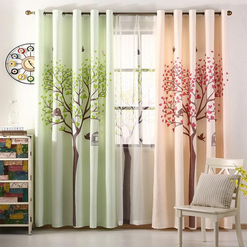 Home Decor Set Of 2 Beautiful Royal Plain Multi Colour Curtains
