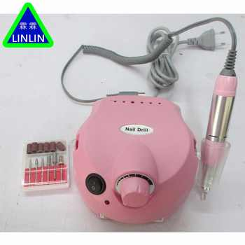 25000RPM Pro Acrylic Electric Nail Drill Machine Manicure Pedicure Nail Drill Bits Sanding Band File Salon  Massage Relaxation - DISCOUNT ITEM  42% OFF All Category