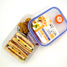 Baby Food Storage Snack Sandwich Box for kids Container Mixture Portable Lunch box