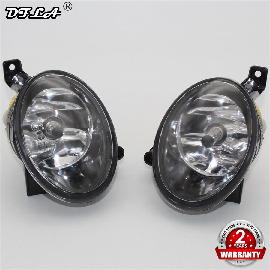 Car Light For VW Touareg 2011 2012 2013 2014 2015 Car-styling Front Bumper Halogen Car Fog Light Fog Lamp right side for vw polo vento derby 2014 2015 2016 2017 front halogen fog light fog lamp assembly two holes