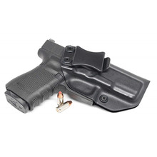 Inside The Waistband IWB Kydex Holster Custom Fit For Glock 19 23 32 Gen1-5 Concealed Carry Guns Pistol Case kydex belt clip