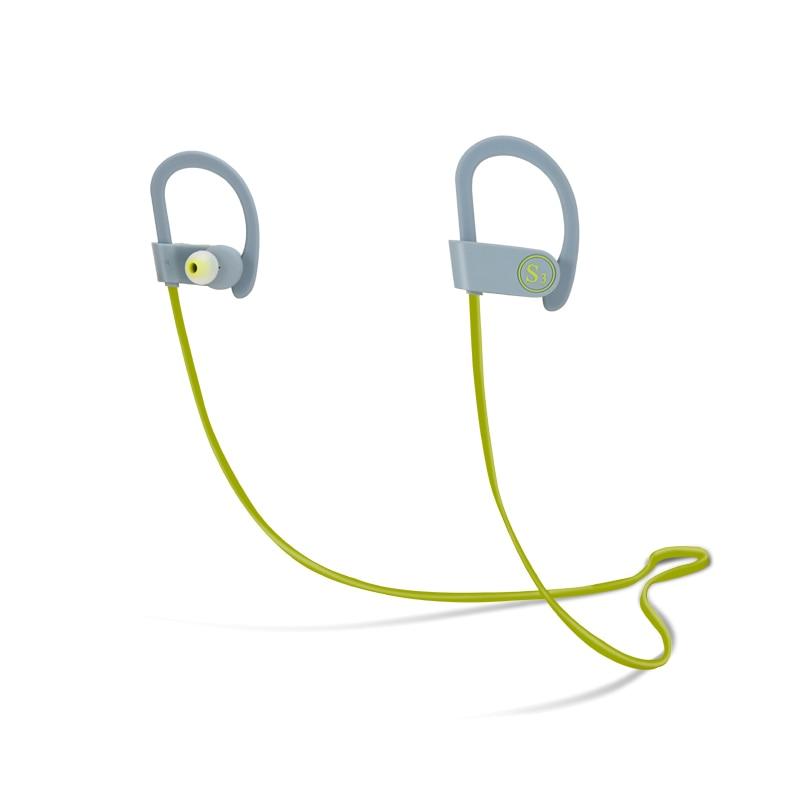 Super Bass Sport wireless bluetooth earphone for phone iphone 6 6s 7 8 xiami samsung mi handsfree waterproof Earbuds MP3 earpods