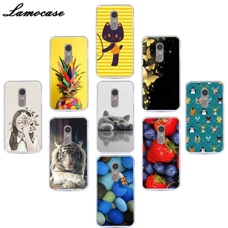 Lamocase Животные мультфильм милый чехол для lenovo A1010 C2 K10A40 K6 Мощность Note Plus P2 K8 Примечание S60 S60T TPU с рисунком чехол для телефона