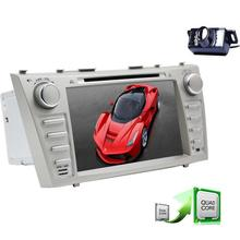 Android6.0 Car Stereo 2Din GPS Navigation Car DVD Player for TOYOTA CAMRY WiFi Support 1080P/OBD2/Mirror-link/AM FM Radio+Camera