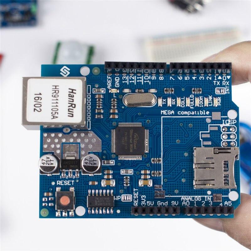 Image 5 - Sunfower умный дом IoT Интернет вещей стартовый комплект V2.0 для Arduino DIY проект сенсорные модули для интеллектуального домашнего дома-in Интегральные схемы from Электронные компоненты и принадлежности on AliExpress