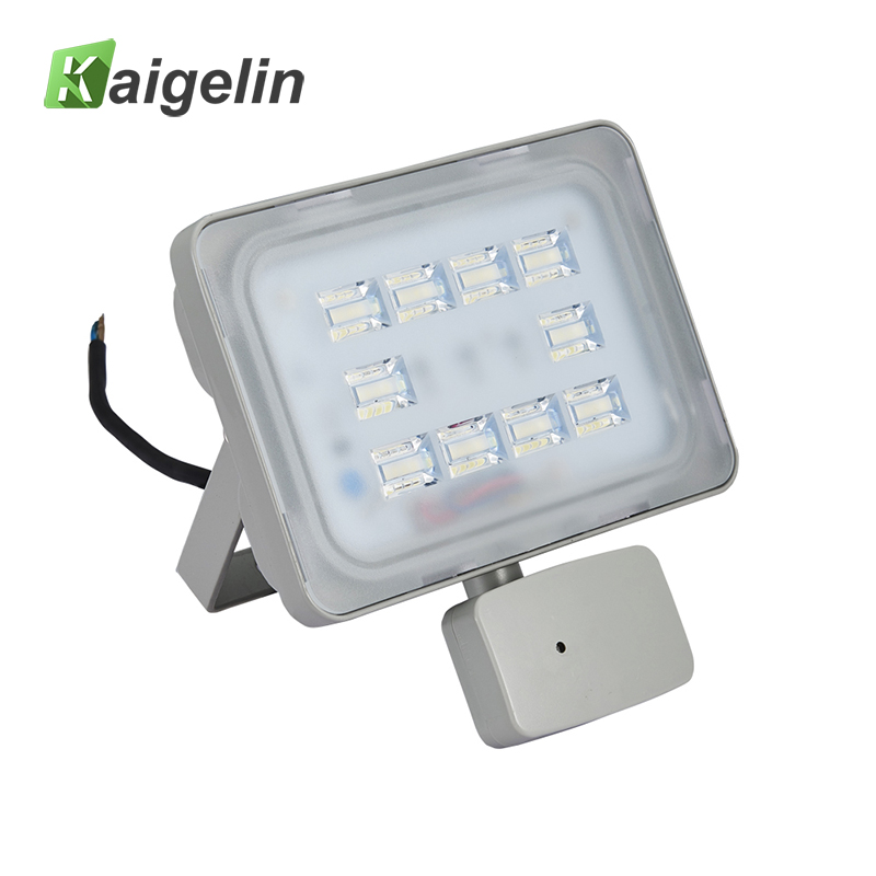 2Pcs 30W PIR LED Flood Light 220-240V IP67 3600LM Motion Sensor Floodlight SMD2835 Infrared Sensor FloodLight Outdoor Lighting free shipping led flood outdoor floodlight 10w 20w 30w pir led flood light with motion sensor spotlight waterproof ac85 265v