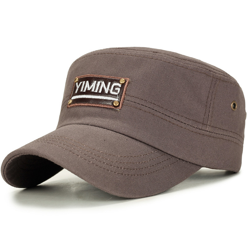 Spring and summer leisure sports outdoor breathable waterproof folding baseball cap