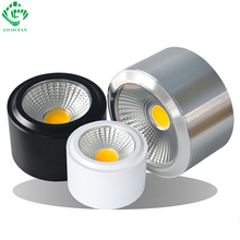 LED Downlights 3W Surface Mounted COB Ceiling Downlight 130-140lm/W Commercial Indoor Lighting