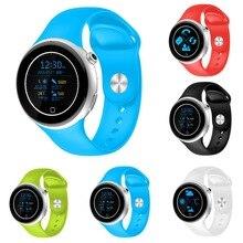 Original Sport Smartwatch C5 BT4.0 1,22 Runde IPS Display Wasserdichte Intelligente Uhr Passometer Multifunktions Smarwatch für Andriod