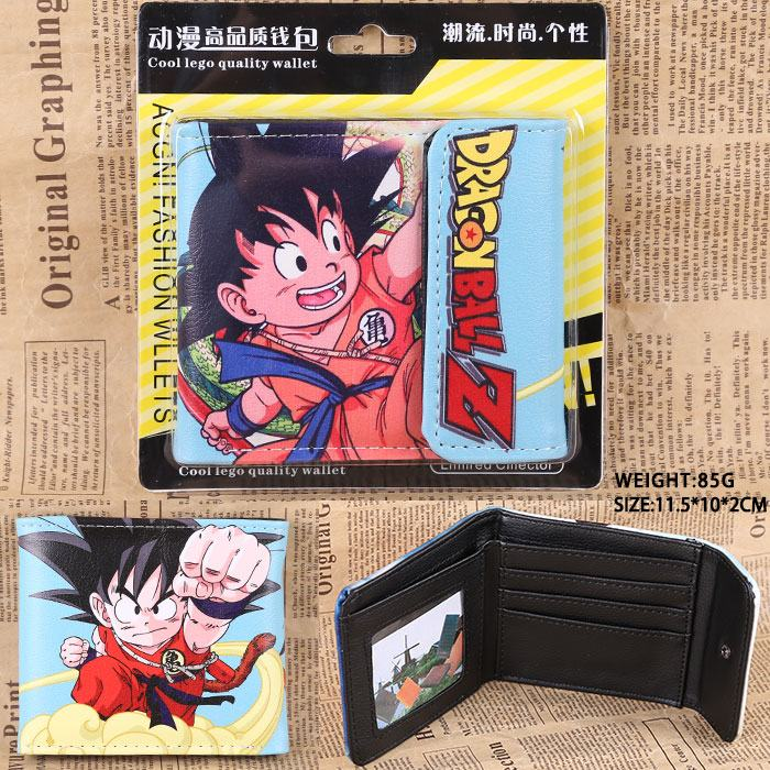 Anime Dragon Ball Z Super Saiyan Son Goku Berwarna Warni Percetakan