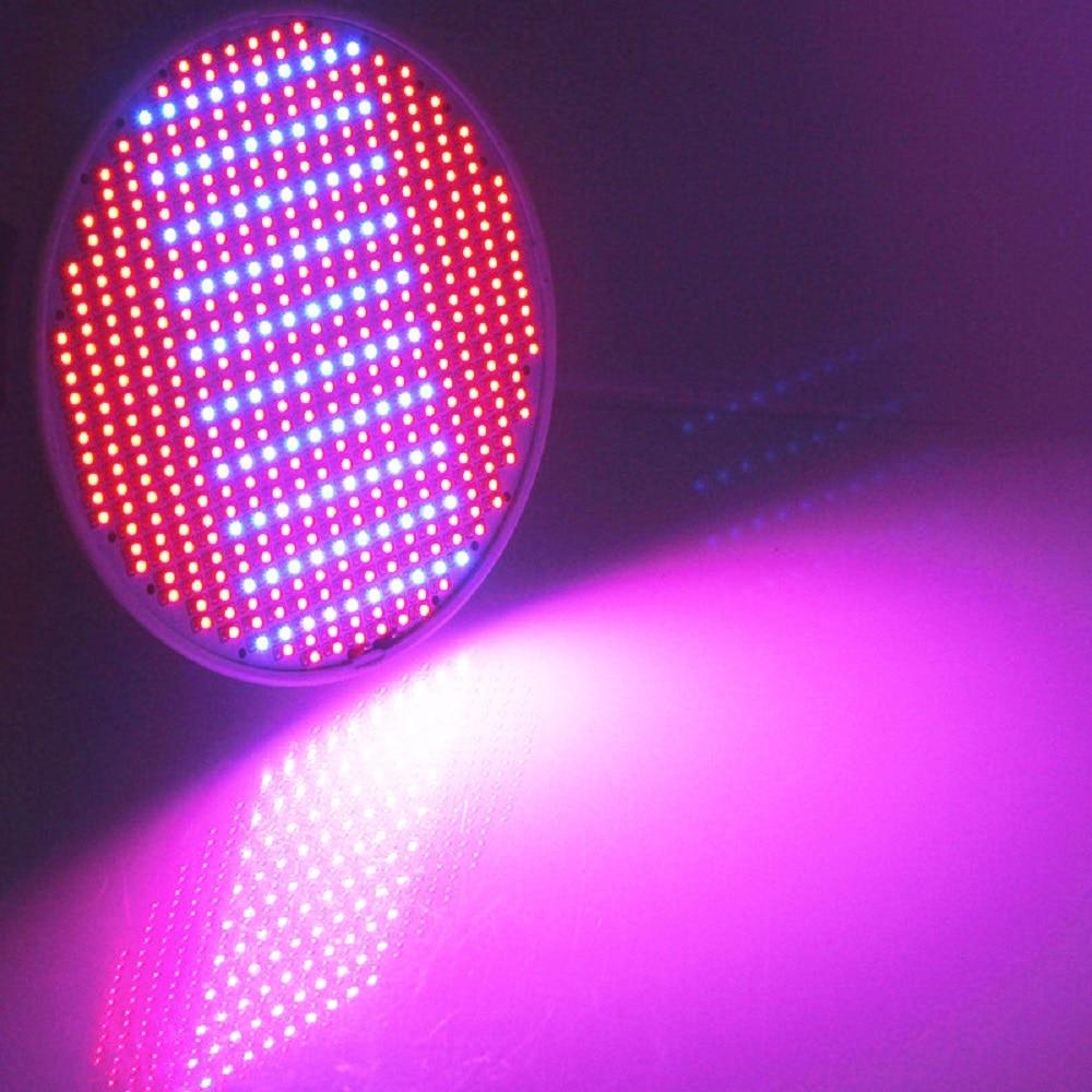 20 STÜCKE 500 LED Wachsen Licht 50 Watt E27 85-265 V Gesamte Spektrum Pflanze Wachsen Lampe für Garten Blüte Hydrokultur-system Großhandel
