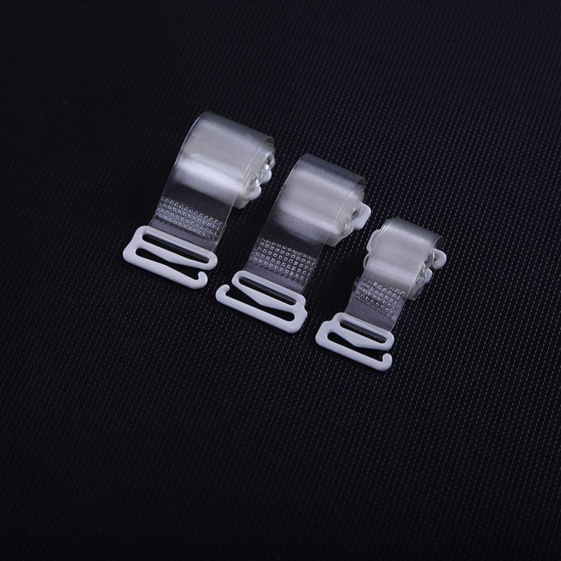 1pcs Clear Bra Straps Accessories Women Underwear Invisible Shoulder Adjustable Matte/Transparent