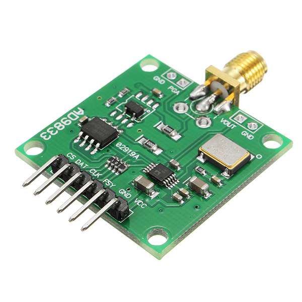 1PC AD9833 DDS Signal Generator Module 0-12.5MHz Square Sine WaveSE Triangle
